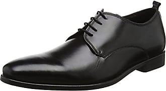 Para Bertie Derby De Cordones Negro Hombre black Eu Zapatos 44 Leather Protons wwpfqxgnX4