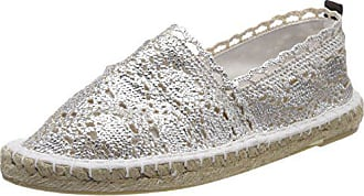 Basic 36 In Macramé Of Eu Colours Femme Colors California Espadrille Argenté wAfHPOFq