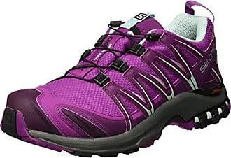 Impermeable 3d Para dark hollyhock Pro 3 Eu eggshell Mujer Morado Salomon Running Trail Purple 2 Gtx 38 De Xa Calzado Blue xzn8wpq