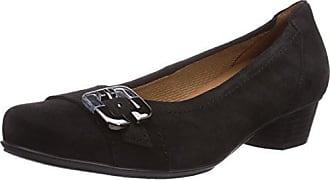 Avant À Chaussures Nancy 38 Couvert 01 Femme Ara Talons Du Pieds Noir wp1qEBxI
