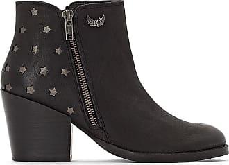 Cuir Boots Licorne Kaporal Boots Noir Kaporal tOwE4q