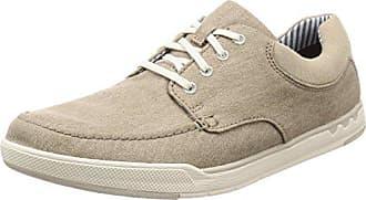 Zapatos Step Canvas Derby Eu Cordones Isle 44 Lace Hombre Para De sand Clarks 5 Beige tURqgwdg