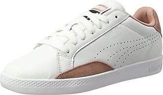 Brown Eu Match Lo Blanc white Sneakers 36 Basses cameo Classic Puma Femme TSzWP7Pqw