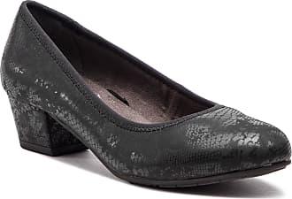 Jana 092 Black 8 Zapatos 21 Metal 22308 vxwvqUrRT