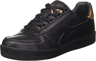 Femme nero Eu elite Basses Diadora B 40 W Sneakers Noir XwpvqZ