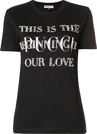 shirt Noir Logo T Emilio Pucci xvTSAw0