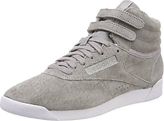 Gris s Femme Nbk Reebok 40 Eu white Fitness De 000 F Grey Chaussures powder Hi Rw5Aq8