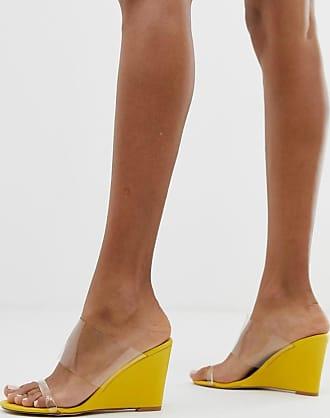Compensées Jaune24 Jusqu''à −70Stylight Produits Chaussures En WdBrCoex