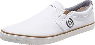 Eu white Blanco Cordones Sin Zapatillas Bugatti 321502646900 44 Hombre Para xf0YFzqw