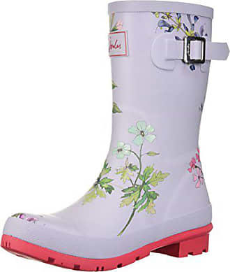 Femme Botanical Standard Silver Mollywelly Bottes Pluie De Joules Yqw0HgPn0
