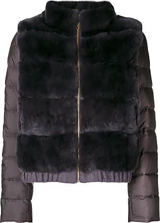 Trim Liska Grijs Coat Coat Fur Grijs Coat Liska Fur Liska Grijs Trim Fur Trim xOaaEdPwq