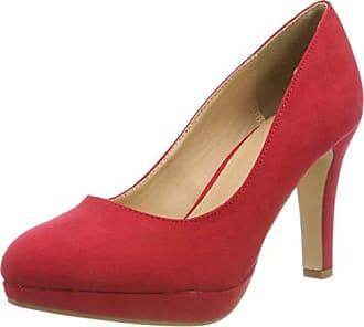 Femme Eu Rouge 41 Sue red B609 Carnelian Bhwmd 00 Imi Buffalo Escarpins 0ZPYawxq