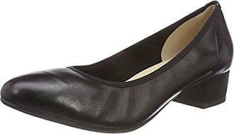 Zapatos Caprice Eu Tacón De black 41 22317 22 Negro Para Nappa Mujer T5qrT76w
