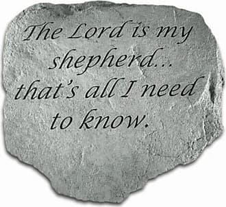 Kay Berry The Lord Is My Shepherd Garden Accent Stone - 61620