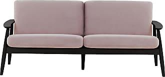 SLF24 Demure 3 Seater Sofa-Velluto 14-black