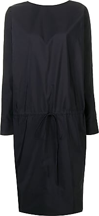 Plan C Vestido envelope - Preto