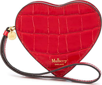 Mulberry Porta-moedas Valentines Heart - Vermelho