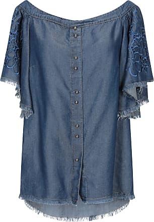 Maria Grazia Severi JEANS - Camicie jeans su YOOX.COM