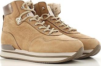 a08425b17f Hogan Stiefel für Damen, Stiefeletten, Bootie, Boots Günstig im Sale, Beige,