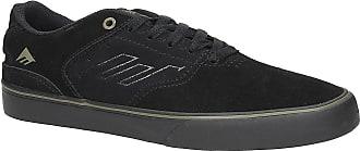 Emerica The Reynolds Low Vulc Skate Shoes black