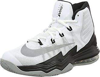 free shipping 803f1 a1851 Nike Herren Air Max Audacity 2016 Basketballschuhe, Blanco (White Reflect  Silver-Black
