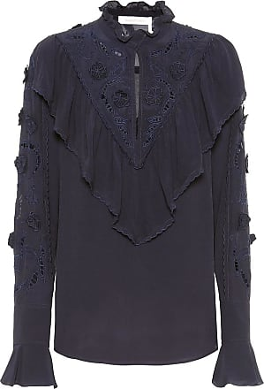 See By Chloé Blusa con volant