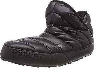 bf72f51a0d The North Face Thermoball Traction, Bottes de Neige Femme, Noir (Shiny TNF  Black