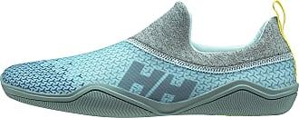Helly Hansen Womens W Hurricane Slip-On Water Shoes, Blue (Glacier Blue/Dark Teal 648), 3.5 UK 38.5 EU
