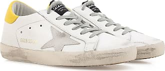 Golden Goose Sneakers for Women On Sale, White, Leather, 2017, 9