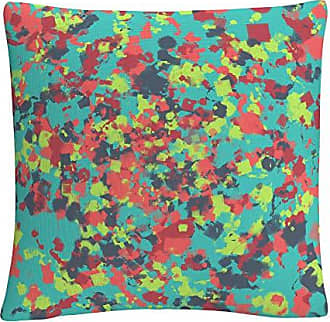 Trademark Fine Art Speckled Colorful Splatter Abstract 9 by ABC