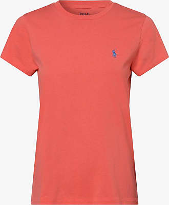 Polo Ralph Lauren Damen T-Shirt rot