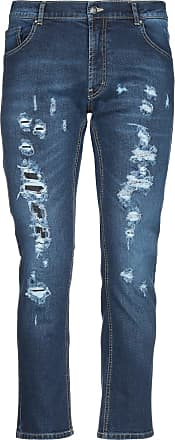 Les Hommes DENIM - Jeanshosen auf YOOX.COM