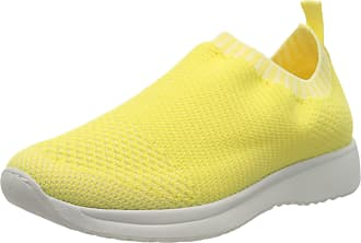 Vagabond Womens Cintia Slip On Trainers, Yellow Citrus 25, 6.5 UK