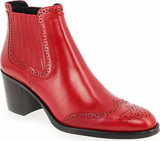 Rouge Boots Janie ADELE Philip pour Philip Janie Femme srQthd