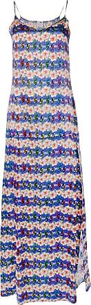 Ultra Chic printed shift dress - Blue