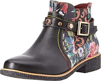 Laura Vita Womens Cocralieo 04 Ankle Boots, Noir, 4 UK