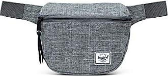 Herschel Fifteen Hip Sack Bag-Raven Crosshatch