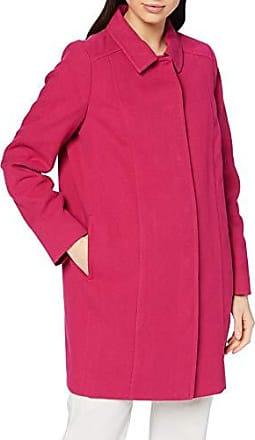 Benetton, cappotto doppiopetto, taglia 38, rosso, donna benetton rosa cappotti classici