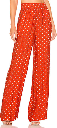 Alexis Lenata Pant in Red