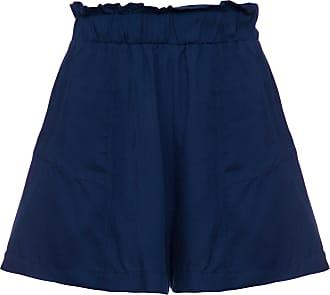 Vi And Co Shorts Nazaré Azul Marinho - Mulher - PP BR