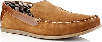 6e7243ab8b2 Redtape Frome Men Suede Slip on Loafer Casual Driving Shoes Tan 6 UK