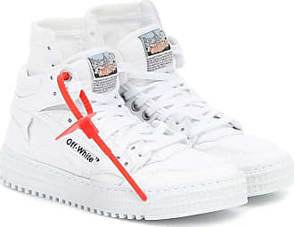 Off-white Sneakers High 3.0 aus Canvas