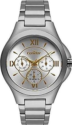 Condor Relógio Condor Feminino Bracelete Prata Co6p29it/3k