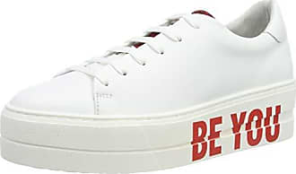 Tamaris Damen 1 1 23783 32 Sneaker, Weiß (White 100), 38 EU