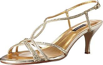 5303cc7b29 Caparros Womens Pandora Slingback Sandal,Gold Metallic,9 M US