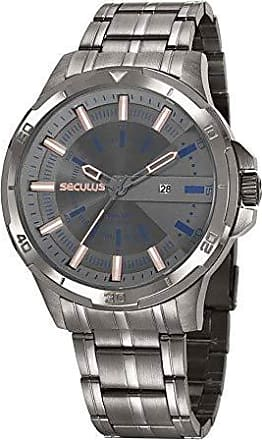 Seculus Relógio Seculus Masculino 20746gpsvsa2