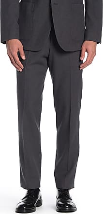Nordstrom Rack Grey Solid Suit Separates Pants