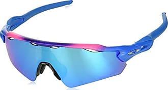 c71bb0c2ec Oakley Mens Radar Ev Path (a) Non-Polarized Iridium Rectangular Sunglasses