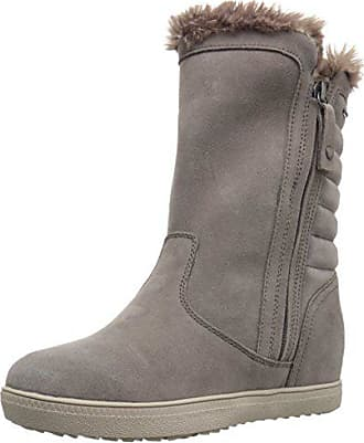 32ed6b2f8c1d6d Geox D Amaranth HB ABX B Damen Winterstiefel -Taupe-41
