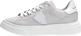 Philippe Model Sneakers Donna Philippe Model Paris Bgld Gx05 Temple Lurex Argent